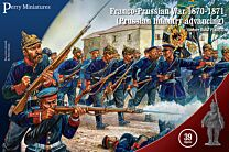 Prussian Infantry 1870-1871 (Advancing)