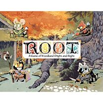 Root: A Game of Woodland Might & Right (Engelse versie)