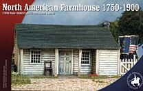 North American Farm House 1750-1900
