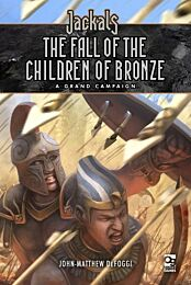 Jackals: The Fall of the Children of Bronze - pre-order, release mei 2021