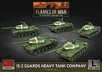 IS-2 Guards Heavy Tank Company