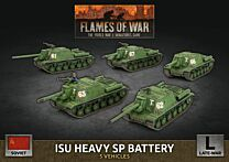 ISU Heavy SP Battery