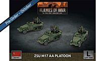 ZSU M17 Anti-Aircraft Platoon