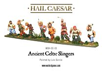 Ancient Celts: Slingers