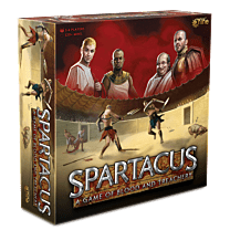 Spartacus: A Game of Blood and Treachery 2021 edition