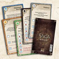 Saga Age of Magic - Spell Cards