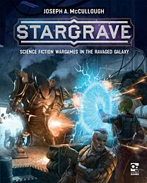 Pre-order Stargrave: Science Fiction Wargames in the Ravaged Galaxy – release 24-04-2021