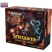 PRE ORDER: Strixhaven - School of Mages - Bundle