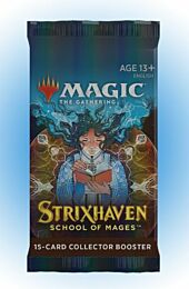 PRE ORDER: Strixhaven - Collector booster
