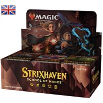 PRE ORDER: Strixhaven - School of Mages - Draft Boosterbox
