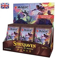 PRE ORDER: Strixhaven - School of Mages - Set Boosterbox