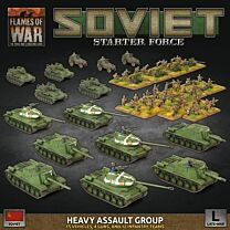 Soviet Heavy Assault Group Army Deal