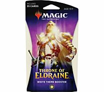 Throne of Eldraine: White Theme booster