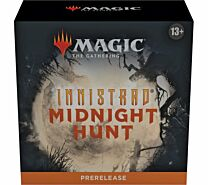 Innistrad Midnight Hunt - pre release pack