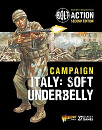 Bolt Action - Campaign: Italy, Soft Underbelly - preorder, release oktober 2021