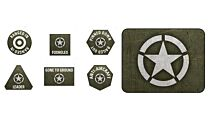 American LW Tokens (x20) & Objectives (x2)
