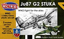 Ju87 G2 Stuka 3 x 15mm Aircraft