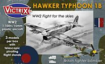 Hawker Typhoon 1B 3 x 15mm Aircraft