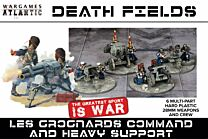 Les Grognards Command and Heavy Support