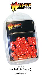 D6 Dice Pack - Rood