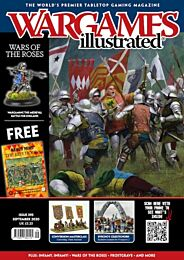 Wargames Illustrated September Edition