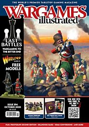 Wargames Illustrated October Edition