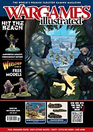 Wargames Illustrated WI395 November Edition