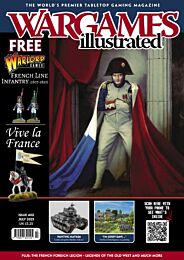 Wargames Illustrated July Edition