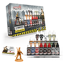 Zombicide 2nd ed. Paint Set – release 10-04-2021