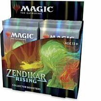 Zendikar Rising - Collector Boosterbox