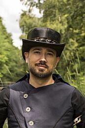 Top Hat - Zwart