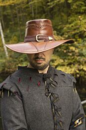 Witch Hunter Hat - Bruin