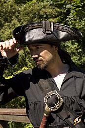 Pirate Hat - Zwart