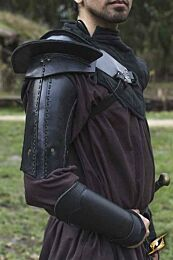 Shoulder Armour - Zwart