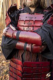 Samurai Bracers - Rood, M