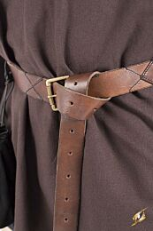 X Belt - Bruin, 160 cm