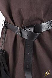 X Belt - Zwart, 160 cm