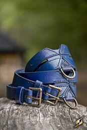 Twin Belt - Blauw, 120 cm