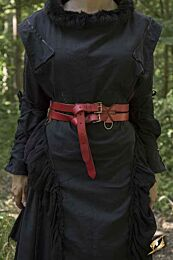 Twin Belt - Rood, 120 cm