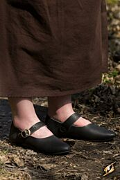 Shoes Astrid - Zwart