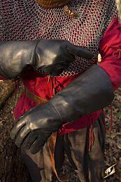 Falcon Gloves - Epic Zwart