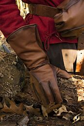 Falcon Gloves - Bruin