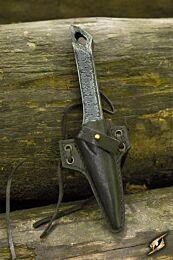 Cutthroat Knife Holder - Zwart