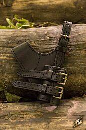 Adventurer Swordholder - Zwart, Linkerhand