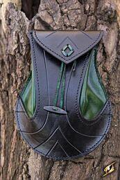 Elven Bag - Zwart/Groen