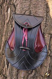 Elven Bag - Zwart/Rood