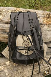 Adventurer Backpack - Zwart