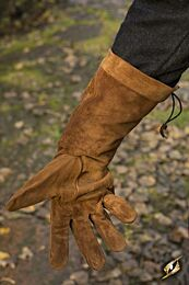 Leather Gloves - Bruin