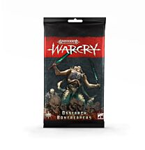 Warcry: Ossiarch Bonereapers Card Pack