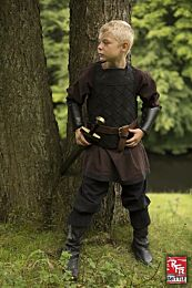 RFB Viking Leather Armour - Zwart